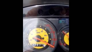 Modenas Dinamik top speed