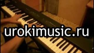 Уроки гармонии, обучение, замена аккордов