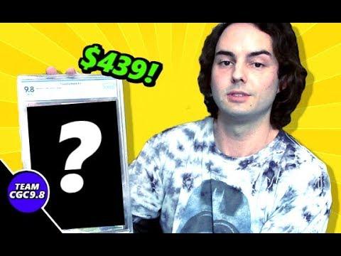 Unboxing My New $439 CGC 9.8 Comic Book