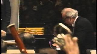 """ALFRED BRENDEL - BEETHOVEN PIANO CONCERTO NO. 5 """"EMPEROR"""" -  MVT. 1 - PART 1/3"""