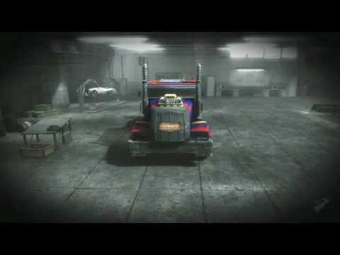 GamesCom 2009 - GearGrinder Debut Trailer HD