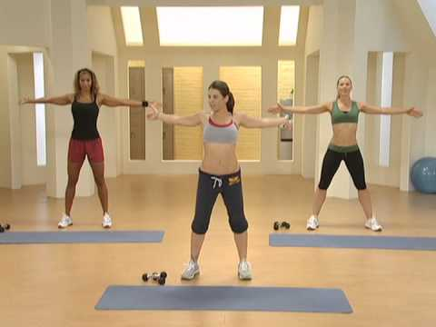 Jillian Michaels - 30 Day Shred & Ripped in 30 - Before & After