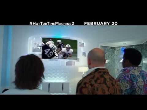 Hot Tub Time Machine 2 - Big Game Spot video
