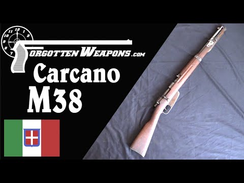 M38 Carcano: Best Bolt Rifle of World War Two?