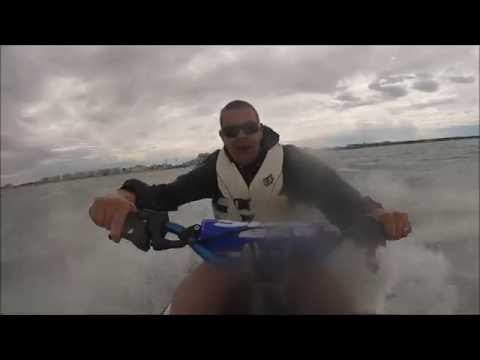 GoPro Kawasaki Stx15f Vs Ultra Lx Music By Pharrel Williams Happy