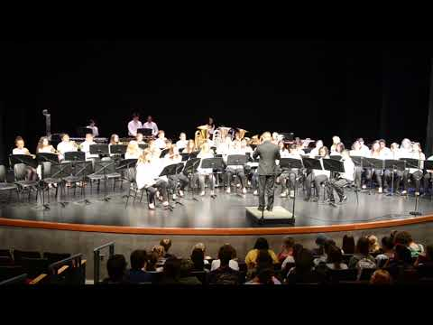Sheltering Sky,  by North Whidbey Middle School Symphonic Band