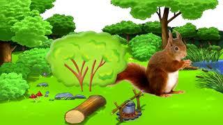 Развивающий мультик для детей от 1 года. Угадай животное!