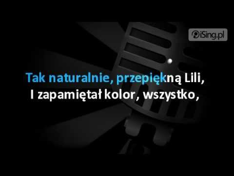 Enej - Lili (karaoke iSing.pl)