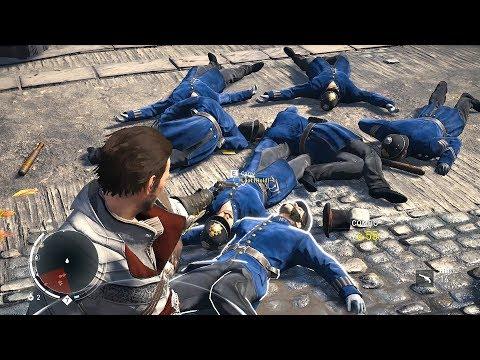 Assassin's Creed Syndicate Master Jacob Free Roam & Combat Ultra GTX Horse