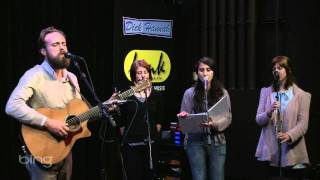 Iron and Wine - He Lays In The Reins (Bing Lounge)