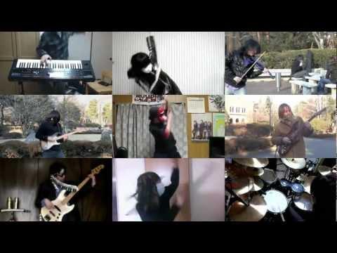 HDBLACK★ROCK SHOOTER OP BLACK★ROCK SHOOTER Band