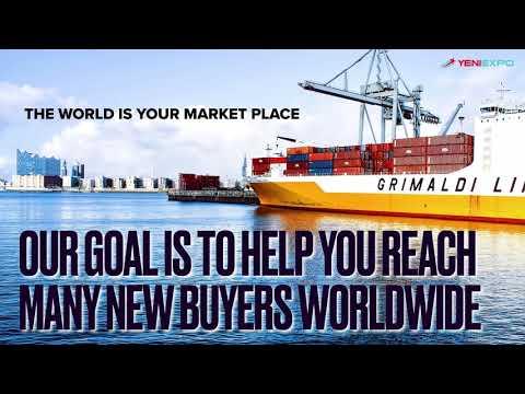 YeniExpo Turkish Exporters Products Platform B2B Marketplace