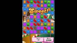 Candy Crush Saga Level 153 No Boosters 3 Stars