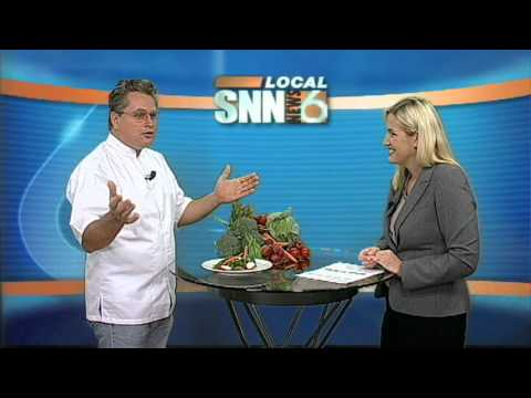 SNN 6 Chef Jose Martinez Interview on James Beard Dinner