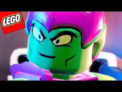 LEGO Marvel Super Heroes #03 - DUENDE VERDE / VENOM (Gameplay PT-BR Português)