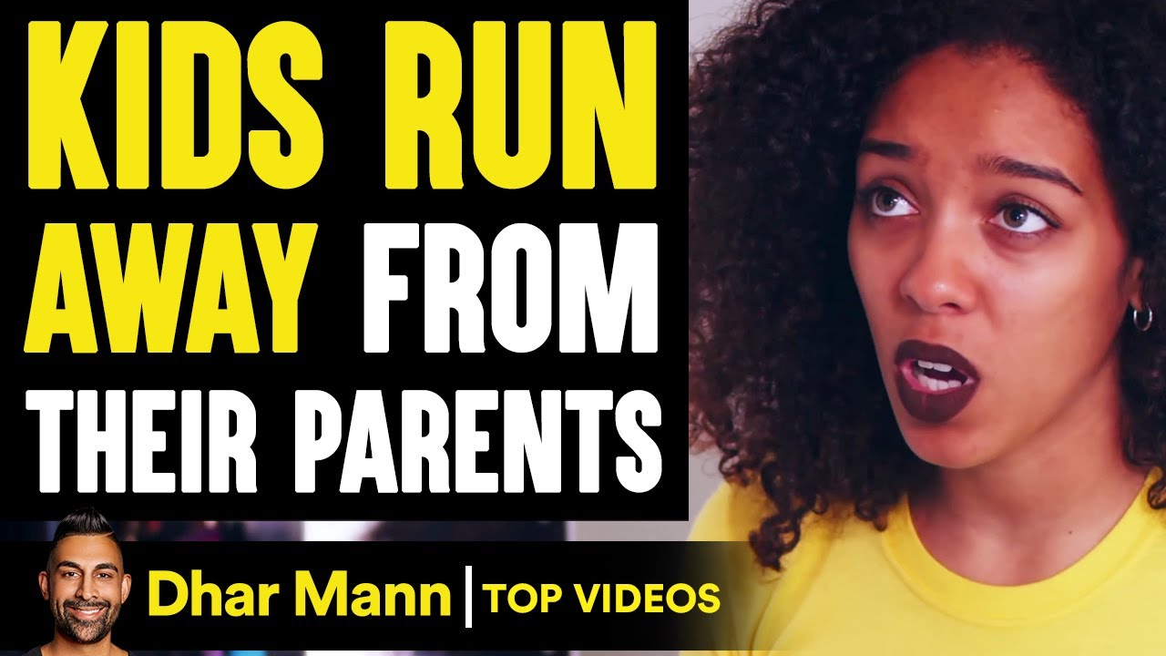 Kids RUN AWAY From Their PARENTS, What Happens Is Shocking | Dhar Mann