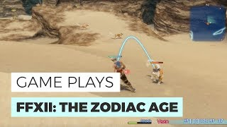 Final Fantasy XII: The Zodiac Age - 30 MINUTES OF GAMEPLAY