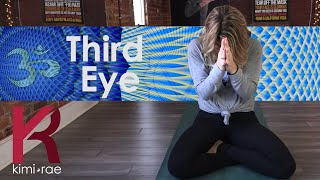 Learn How to Unlock Your 3rd Eye , the gateway to your intuition.