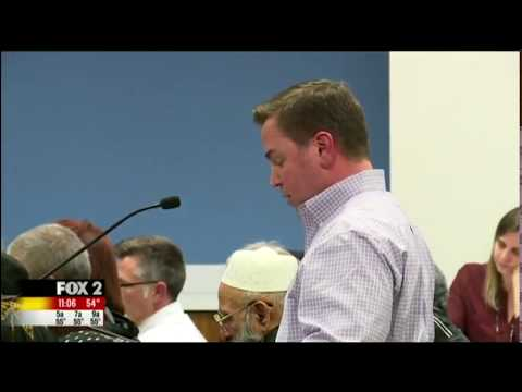 Video: CAIR-Missouri Director Speaks in Support of New Mosque