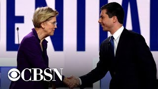 Fourth Democratic debate analysis and spin room interviews