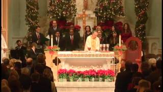 Christmas Eve Mass 2012 (contemporary)