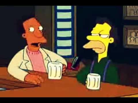 Los Simpsons   Peron Espaol Latino) argentina en las series