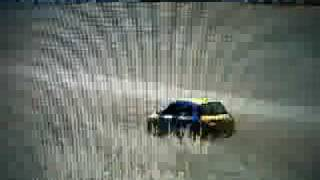PSP Race Driver 2006 Rally part 1