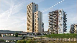 HoHo Wien - Ein Projekt der HANDLER Gruppe & cetus Baudevelopment GmbH