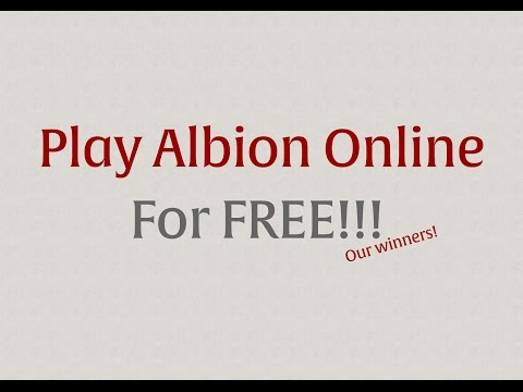 AO - Play Albion's Galahad beta for free [Giveaway WINNERS]
