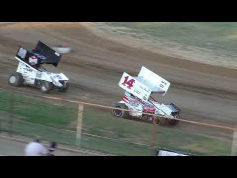 8 4 18 305 Racesaver Heat #1 Lincoln Park Speedway