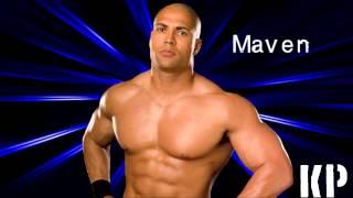 WWE Music: Maven 1st Tattoo - Themesong