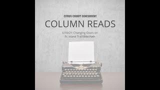 Column Read   Jun 10, 2021