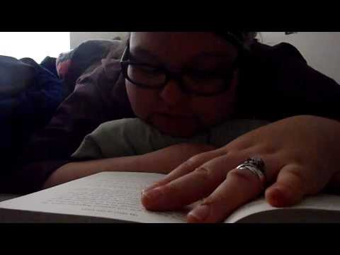 Reading Chapter Ten of The Fault in Our Stars - Story-time w/ Connie