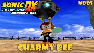 Sonic Adventure DX Mods: Charmy Bee
