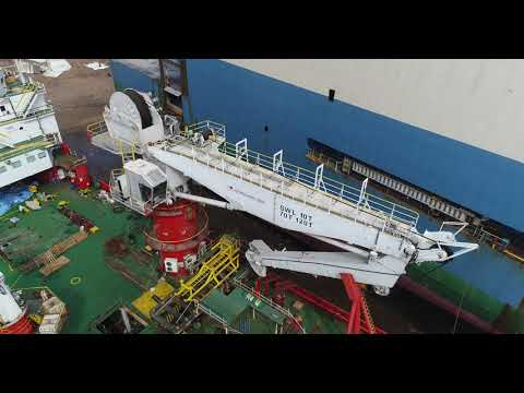NOV 120 Tons - AHC offshore crane (2)