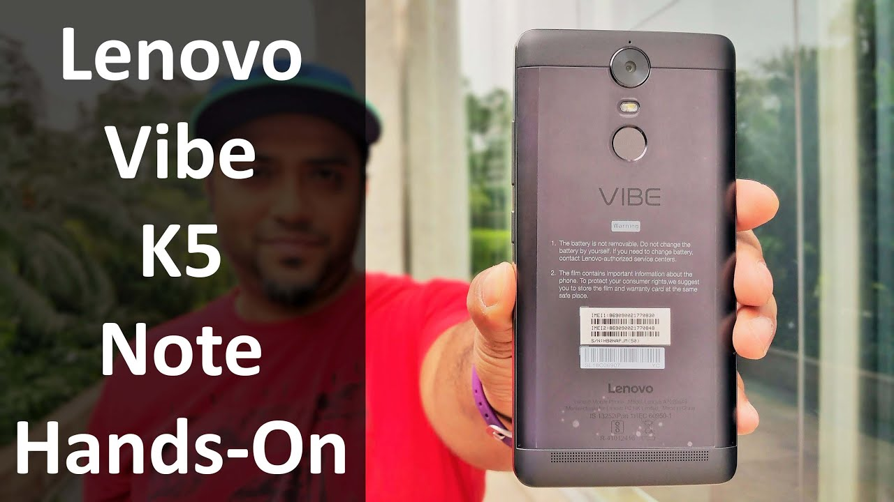 Lenovo Vibe K5 Note Gold 64GB Best price in India is Rs  11874