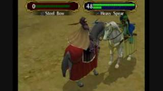 Fire Emblem: Path of Radiance Part 113. Enter the World's Toughest Swordmaster.