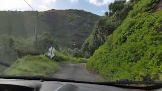 Hana Highway Driving Tour Highlights - Maui, Hawaii - Galaxy S5