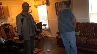 Grandpa's Care Package Prank