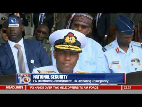 Major-General Babagana Monguno – Channels Television