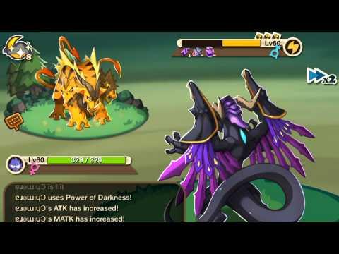 Haypi Monster - Server 604 Ladder Tournament Attempt Haliytsel
