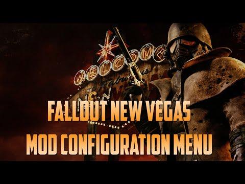 Fallout New Vegas Mod Configuration Menu Install/Error Fix