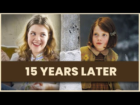 Georgie Henley (Lucy) on being cast in The Lion, the Witch and the Wardrobe