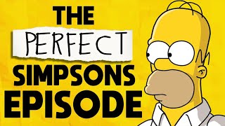 This Is What A Perfect Episode Of The Simpsons Looks Like