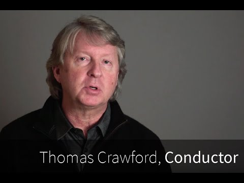 ACO - Tom Crawford, Founder and Music Director