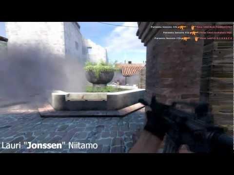 Jonssen vs Virus [ESPC FALL 2011]