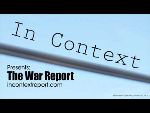 In Context War Report: Feb 2015 (ukraine, ISIS in Anbar, Russia)
