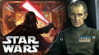 Tarkin As Emperor: Star Wars Rethink