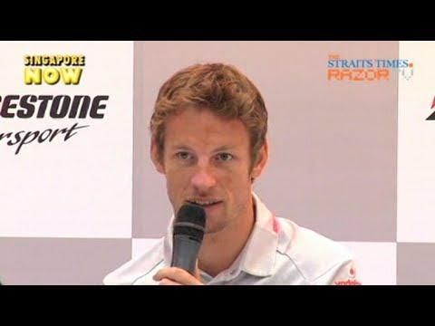 Woman F1 drivers? (Jenson Button Press Con Pt 4)