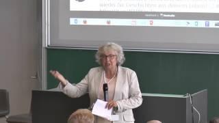 Dekanin Prof. Dr. Felicitas Albers: Schlusswort BDC 2016